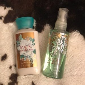 Bath & Body Works Other - Travel set of Bath & Body Works!